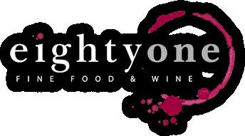 EightyOne Logo